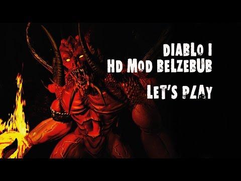LET'S PLAY RPG - Diablo 1 HD MOD Belzebub