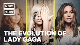 The Evolution of Lady Gaga | NowThis