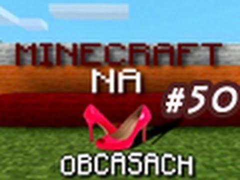 Minecraft na obcasach #50 - Zamek w Endzie