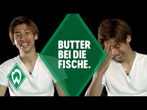 Yuya Osako - Butter bei die Fische   SV Werder Bremen