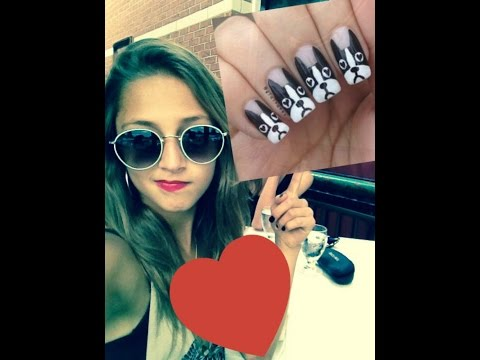 dog nails tutorial| julieta guzman