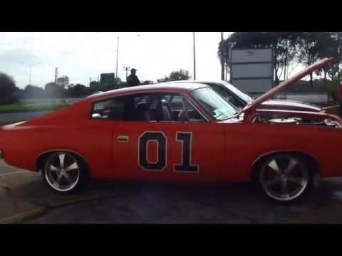 GENERAL LEE CHARGER   aussie muscle car