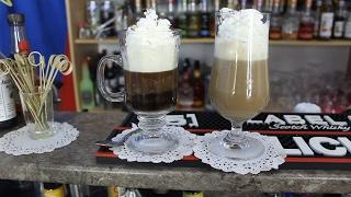 Bartender: Ирландский кофе / Irish Coffee