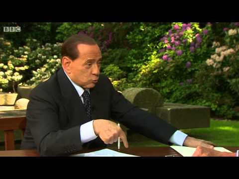 Berlusconi interview – BBC Newsnight 20/01/2014