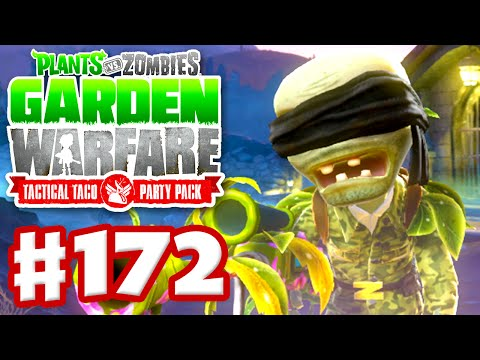 Plants vs. Zombies: Garden Warfare - Gameplay Walkthrough Part 172 - Gardens & Graveyards - MasterOv