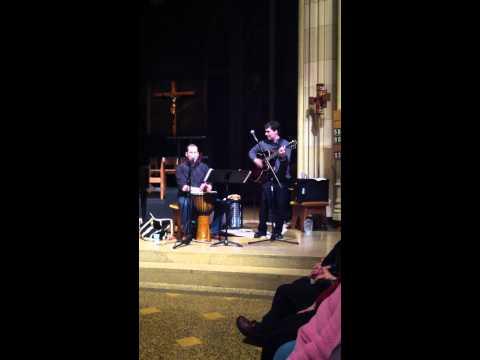 Paul&Peter - Lent Concert, St. Joseph University Parish 4/15/2011