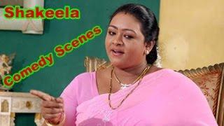 Shakeela Back To  Back  Best Comedy Scenes