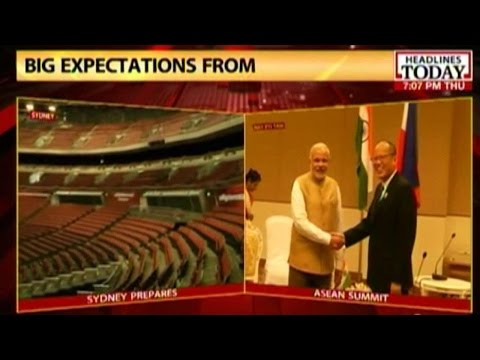 PM Modi meets Chinese PM Li Keqiang at East Asia Summit