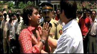 Jimmy Shergill Beats Up Rafique to Get The Information - A Wednesday