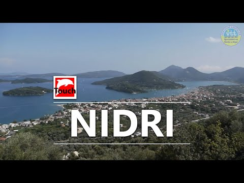 Nidri - Νυδρί - Lefkada, Greece - 4 min.