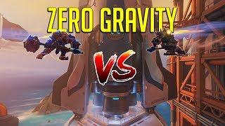 [Overwatch] Zero Gravity 1 Vs. 1
