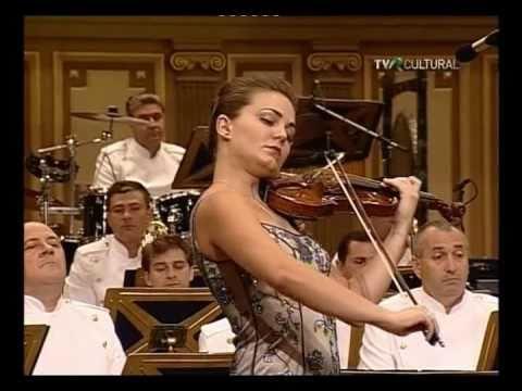 Schindler's List Theme - Simina Croitoru - Angelys Symphonic Wind Orchestra