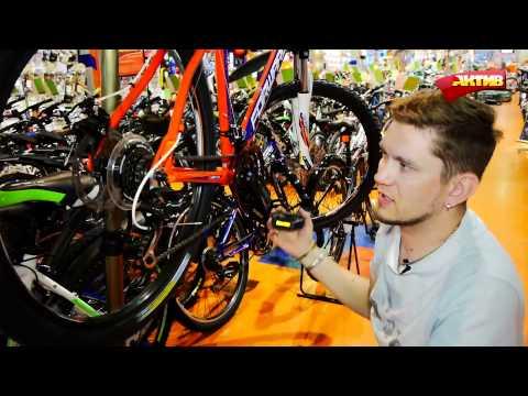 Уход за велосипедом в домашних условиях