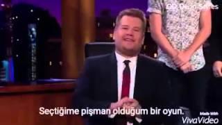 Tattoo Roulette with One Direction Part 1 Türkçe Altyazılı