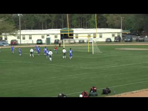 Country day school hornets middle school boys soccer game 1 youtube