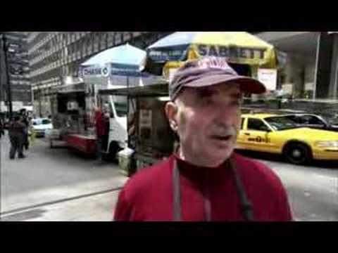 Utcai ételek - New York, Egyesült Államok