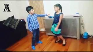 download lagu A Littel Boy And Girl Dancing In Do You gratis