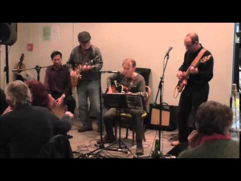 Collin Littlewood and The Te Awanga Band at No5 Golflands 17th June 2015