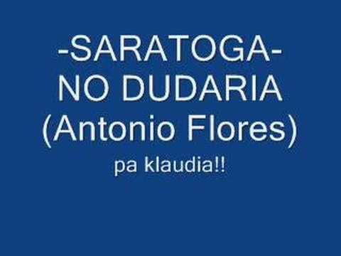 Antonio Flores - Antonio Flores - No Dudaria (Javi Cover)