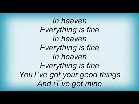 Bang Gang - In Heaven