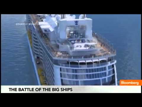 Cruise Ships Get Their Mojo Back With Rock Bands, Bumper Cars