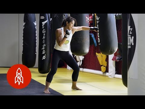 Why This Olympic Swimmer Left Medicine for MMA
