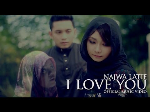 Najwa Latif - I Love You (official Music Video) video