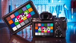 Is 4:2:2 Worth It? - Sony a7 III & Atomos 4:2:0 vs 4:2:2 Comparison