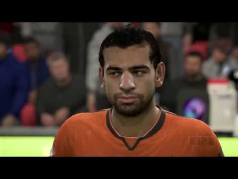 FIFA 18 -  Liverpool Player Faces