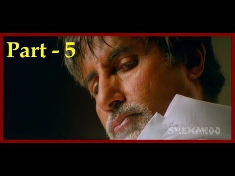 Ek Ajnabee - Part 5 Of 13 - Best Hindi Movies - Amitabh Bachchan - Arjun Rampal