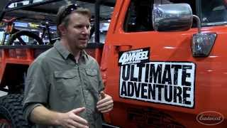 Ultimate Adventure Dodge Pickup Truck - Fred Williams at SEMA - Dirt Every Day - Eastwood