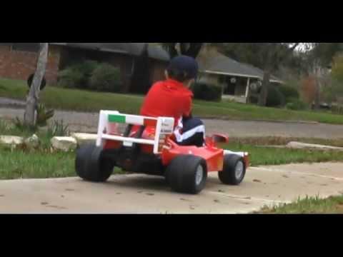 Toys Toys Ferrari f1 12v a Toy Ferrari f1 at Age 5