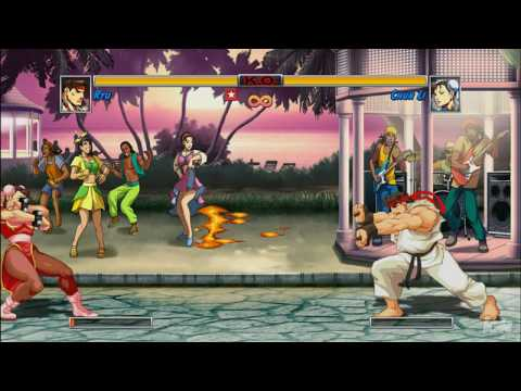 IGN_Strategize: Super Street Fighter II HD Remix