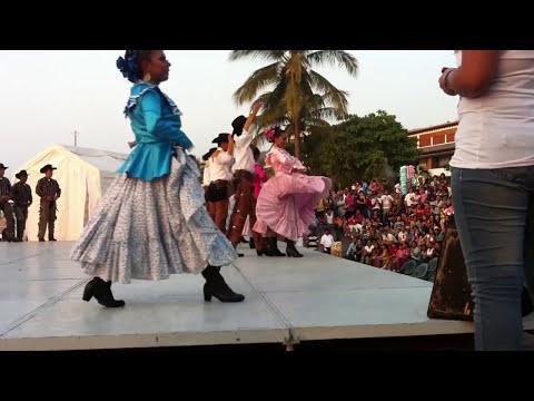 Ballet Folklorico Quahuitl - Huapango Rancho Viejo - Coahuila