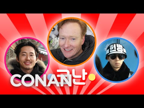Conan Stars In North Korea's First Late Night Talk Show