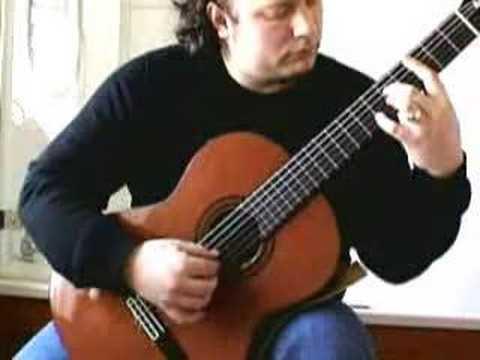 Francisco Tarrega - Capricho Arabe
