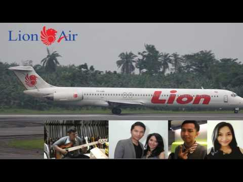 Lea Simanjuntak - Jangan Kau Katakan Cinta (Illustration: Lion Air MD82)