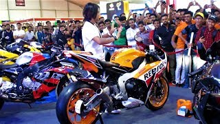 A VERY LOUDEST BMW | Auto Expo 2018