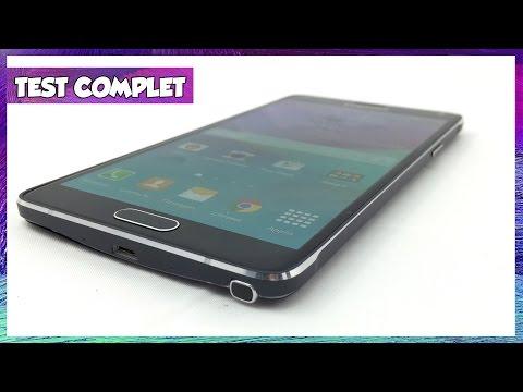 L'un des meilleurs smartphones de SAMSUNG ? - TEST COMPLET du Galaxy Note 4 | Français ᴴᴰ