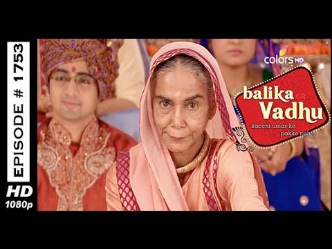 Balika Vadhu - बालिका वधु - 1st December 2014 - Full Episode (hd) video