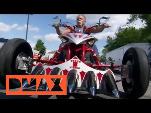 American Chopper - Premiere der Bikes