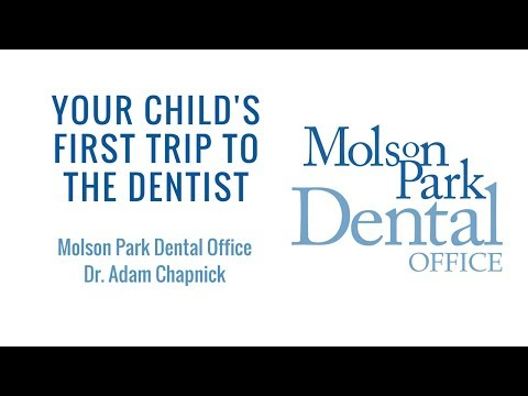 Your Child's First Trip to the Dentist | Molson Park Dental Office | Barrie Dentist
