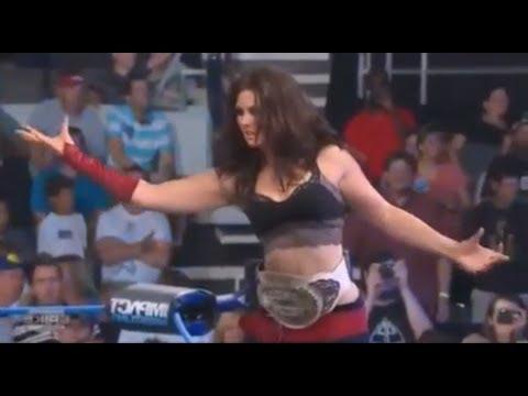 TNA Winter Released - Divas vs Knockouts - Sofia Cortez & Caylee Turner released - WWE 13