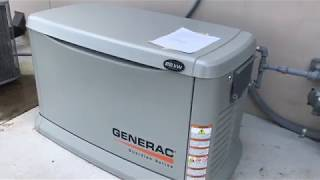 Generac Power Systems Generator Commercial
