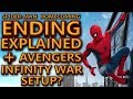 download mp3 dan video Spider-Man Homecoming Ending Explained Breakdown And Avengers Infinity War Setup