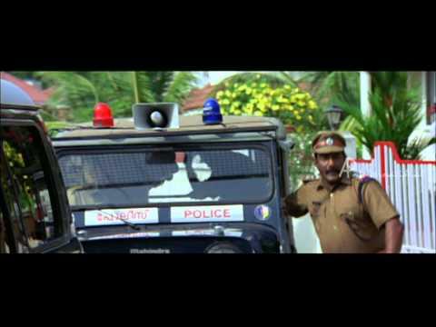 Chess Malayalam Movie | Malayalam Movie | Ashish Vidyarthi Arrests Dileep video