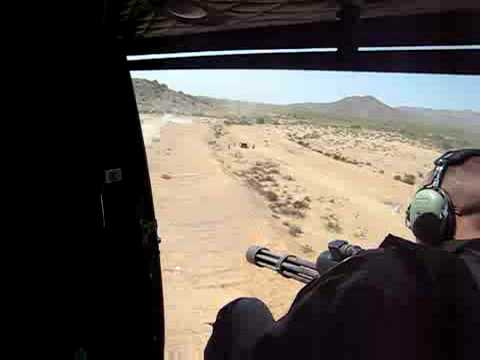 Desert Mini Gun Shoot Full Automatic Military Xxx Sexy video