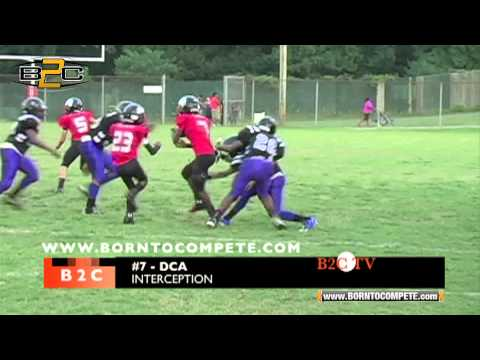 B2C: Cascade Wolverines vs Dawson Christian Academy - 11U Division