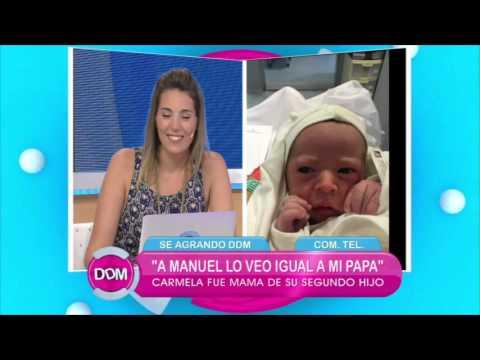 Carmela Bárbaro y su mensaje a las madres solteras