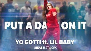 "YO GOTTI - ""Put a Date On It"" ft. Lil Baby | Willdabeast Choreography 2019 #ROCNATION"